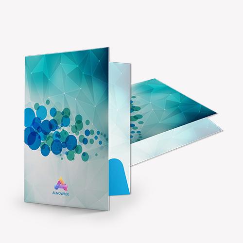 6x9 Pocket Folder