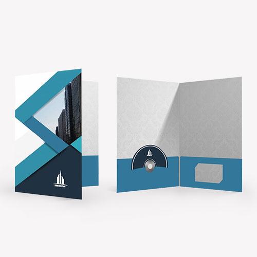 9x12 Presentation Folder 3