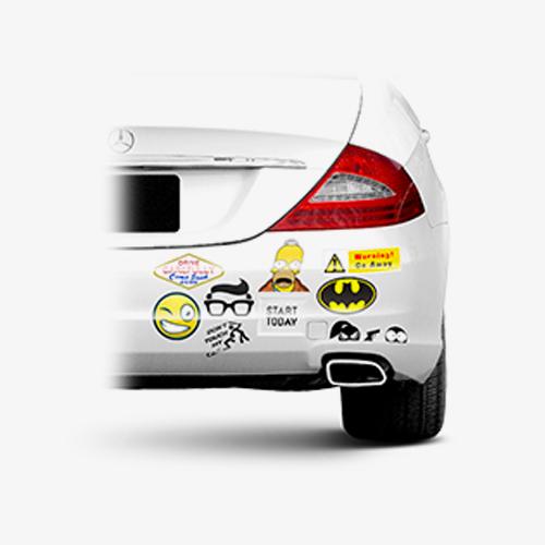 Bumper Stickers 3