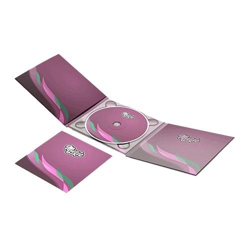 Custom CD Jackets 3