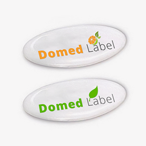 Domed Labels and Stickers