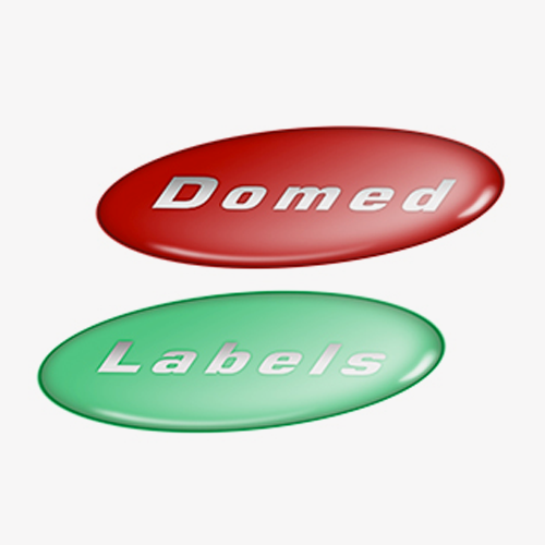 Domed Labels and Stickers 3