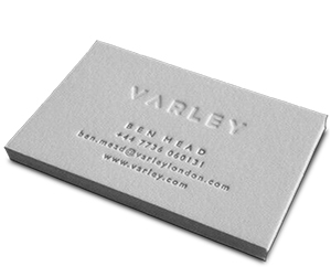 Embossed business cards embossed business card full color embossed embossed business cards embossed business cards embossed business cards reheart Gallery