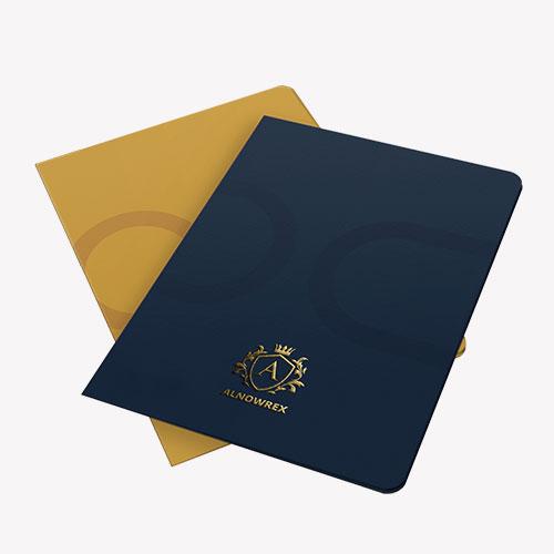 Embossed Folder 2