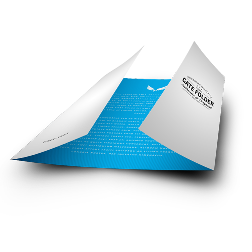 Gate Folder