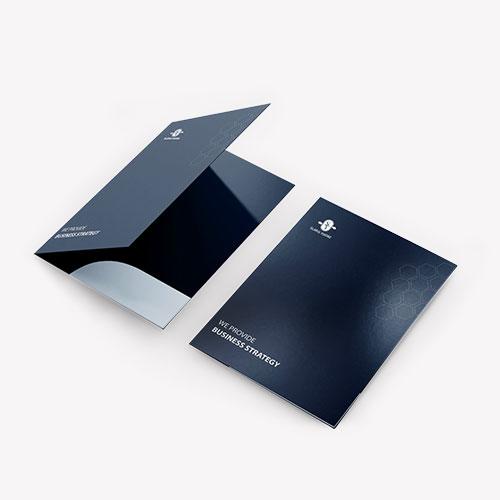 Letter Size Folder 2
