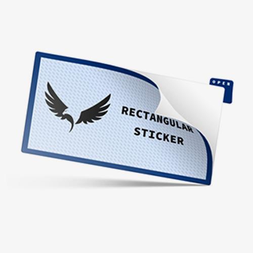 Rectangular Stickers 2