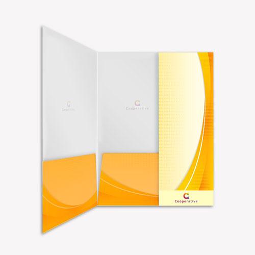Triple Fold Folder 2