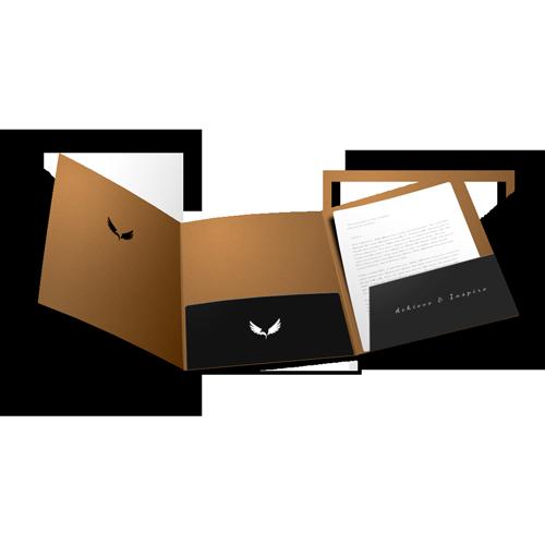 Triple Fold Folder