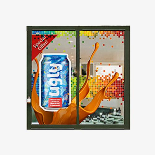 Window Stickers Custom Window Sticker Printing