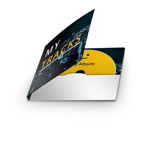 CD & DVD Folders