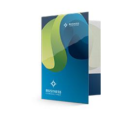 corporate folders