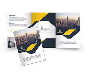 trifold brochures w